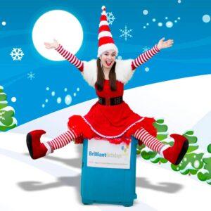 Miss Santa Event Entertainment