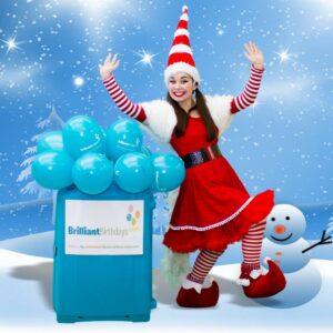 Miss Santa Children's Entertainer London