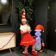Miss Santa Children's Party Host London
