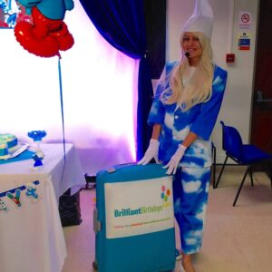 Smurf Kid's Party London