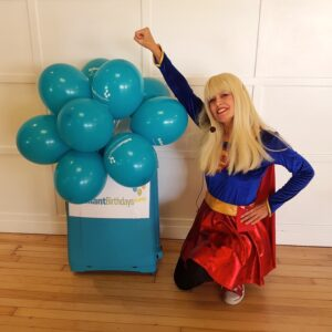 Supergirl Party Fun London