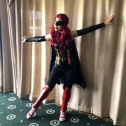 Batwoman Party Entertainer