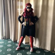 Batwoman Lookalike Party