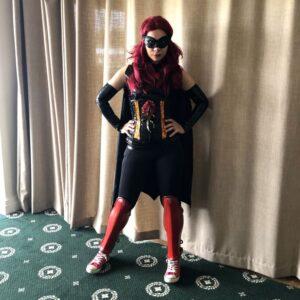 Batwoman Lookalike Party