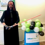 Darth Maul Lookalike Party Host