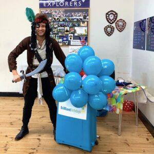 Perilous Pirate Entertainer London