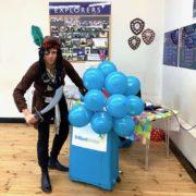 Perilous Pirate Kids Entertainer London