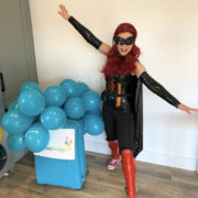 Batwoman Childrens Party London