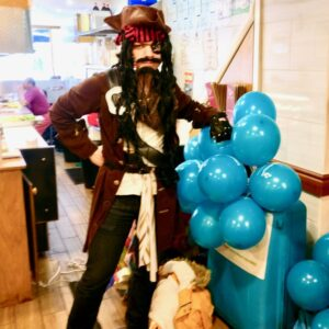 Pirate Kids Birthday Party London