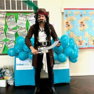Pirate Party Entertainer London