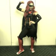 Batwoman party Entertainer London