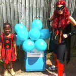 Batwoman Themed Kids Party