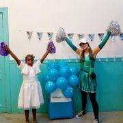 Cheerleader Party Entertainment