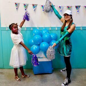 Cheerleader Children's Party Entertainer
