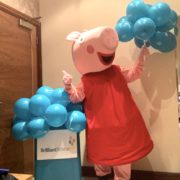 Peppa Mascot Party London