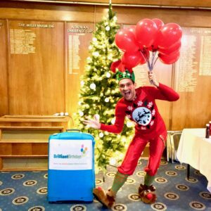 Christmas Kid's Party Entertainer