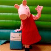 Peppa Pig Mascot Themed Children's Party