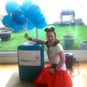 Minnie Party Host London