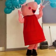 Peppa Mascot Party Fun