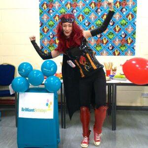 Batwoman Party Entertainer