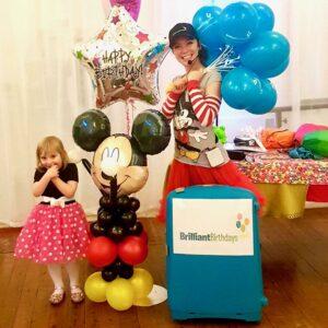 Mickey Kid's Party Host