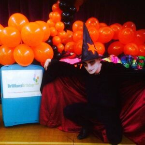 Wizard Themed Party Entertainer London