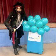 Perilous Pirate Children's Party Entertainment