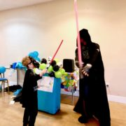 Darth Maul Lookalike Star Force Party Entertainment
