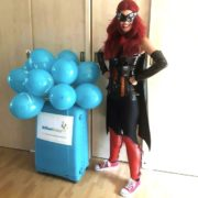 Batwoman Superhero Party Entertainer London