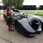 Batwoman Lookalike Children's Party Entertainer