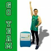 Cheerleader Themed Party Entertainer London