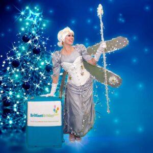 Christmas Fairy Children's Entertainer London
