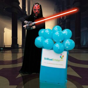 Darth Maul Themed Party Entertainer London
