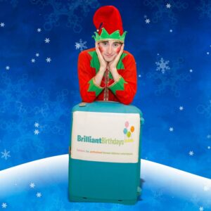 Eddie The Elf Themed Party Entertainer London