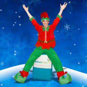 Christmas Elf Event Entertainment