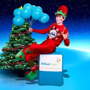 Christmas Elf Kid's Entertainer London