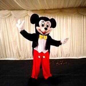 Mickey Mascot London