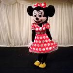 Minnie Mascot London