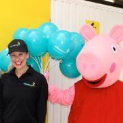 Peppa Pig Lookalike Entertainment