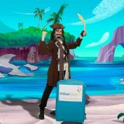 Pirate Entertainer