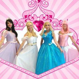 Princess Pick & Mix Entertainers
