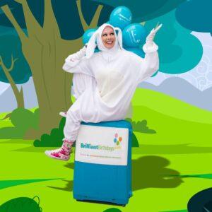 Rosie Rabbit Kid's Entertainer London