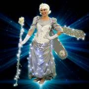 Silver Fairy Children's Party London