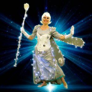 Silver Fairy Kid's Entertainer London