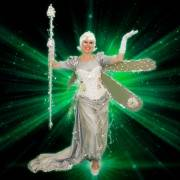 Silver Fairy Kid's Party London