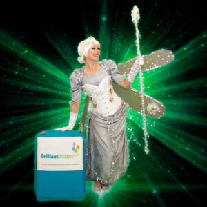 Silver Fairy Children's Entertainer London