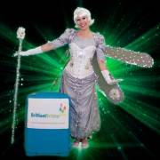 Silver Fairy Event Entertainment