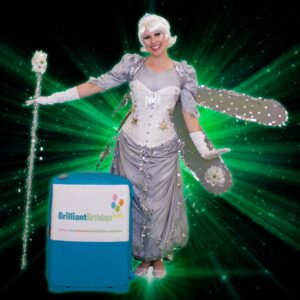 Silver Fairy Event Entertainment