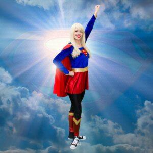 Supergirl Event Entertainment