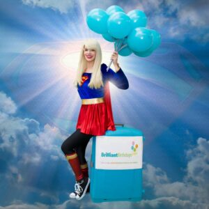 Supergirl Kid's Party London